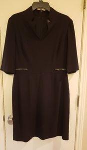 Beautiful Black Tahari dress